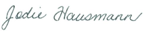 Jodie Signature 2