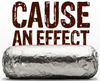 ChipotleCauseAnEffect