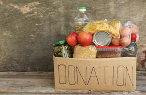 DonationsFood