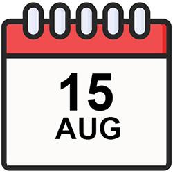 CalendarDateAug15
